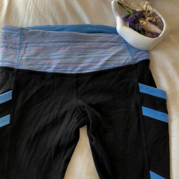 IVIVVA ATHLETICA cropped leggings
